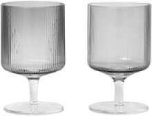 Ripple Weinglas 2er-Set