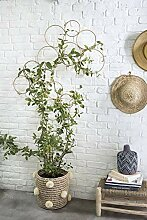 RISEON Boho Vintage DIY 13 Stück Bambus