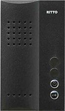 Ritto 1793040 Signalgerät schwarz