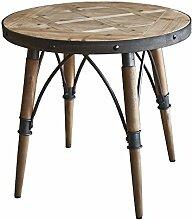 Rituali Domestici mastrociliegia rund Tisch aus