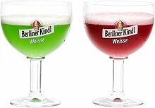 RITZENHOFF 2er Set Berliner Kindl Weisse Gläser