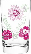 Ritzenhoff 3270003 Everyday Darling Design Softdrink-/Wasser-/Trink Glas, Carolin Körner, Frühjahr 2015