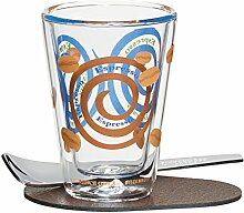 RITZENHOFF 3330001 A Cuppa Day Espressoglas,