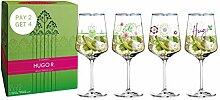 RITZENHOFF 6041001 Aperitifglas-Set, Glas, 544