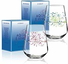 RITZENHOFF Aqua e Vino Design Wasser- und