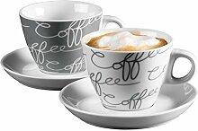 Ritzenhoff & Breker Cappuccino-Set Cornello