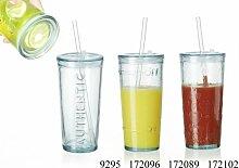 Ritzenhoff & Breker Coca Cola Becher Material Glasbecher Coca Cola to Go Off