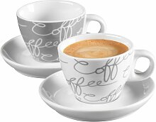Ritzenhoff & Breker Espressotasse Cornello Grey,