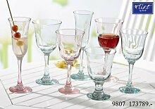 Ritzenhoff & Breker Glas-Serie Garden Bleu Größe