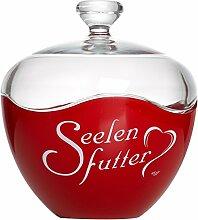 Ritzenhoff & Breker Glasdose Seelenfutter, 13x15