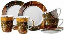 Ritzenhoff & Breker Kaffee- und Cappuccino-Set