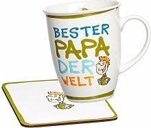 Ritzenhoff & Breker Kaffeebecher Bester Papa der