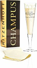 Ritzenhoff CHAMPUS Champagnerglas mit