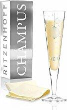 RITZENHOFF Champus Jahrgangs-Champagnerglas 2019