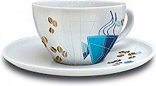 Ritzenhoff COFFEE LOVE Cappuccinotasse mit