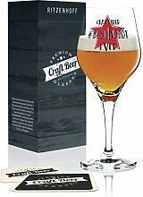 RITZENHOFF Craft Beer Bierglas von Gabriel