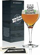 RITZENHOFF Craft Beer Bierglas von Horst Haben,