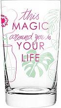 Ritzenhoff EVERYDAY DARLING Softdrinkglas MAGIC by