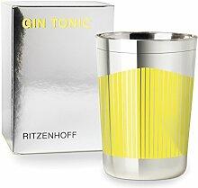 Ritzenhoff Next Gin Design Ginglas, Gin Tonic, Becher, Schnaps, Glas, Frühjahr 2017, Gisbert Pöppler, 250 ml, 3530006