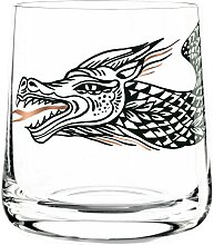 Ritzenhoff NEXT WHISKY Whiskyglas Nessie Lindwurm