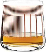 Ritzenhoff NEXT WHISKY Whiskyglas STREIFEN by