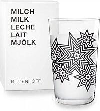 Ritzenhoff THE NEXT MILK Milchglas, Trinkglas by Sieger Design 2017 (17,50 EUR / Stück)