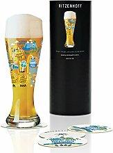 Ritzenhoff Weizen Design Weizenbierglas mit