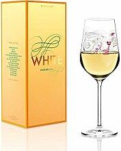 RITZENHOFF White Weißweinglas von Michal Shalev,