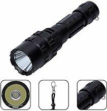 Riuty LED-Taschenlampe, tragbare super helle