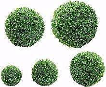 Rivadal Buchsbaum-Kugel Graskugel grün
