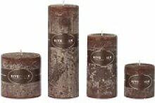 Riverdale 009672-15 Kerze Pillar mahagoni 7,5 x