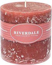 Riverdale · Duftkerze 80h Pillar Paradise Oasis
