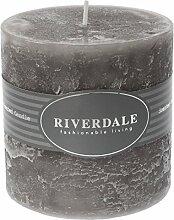 Riverdale · Duftkerze 80h Pillar White Chocolate