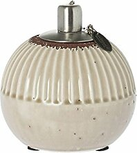 Riverdale Öllampe Saintes beige