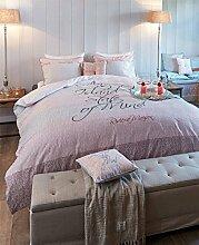 Riviera Maison Bettwäsche La Paz Koralle 240x220