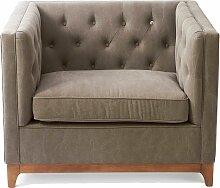 Rivièra Maison Central Park Love Seat Sofa (l) 88.00 X (b) 110.00 X (h) 78.00 Cm