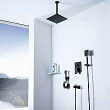 RJJ Dreifunktions-Duschsystem-Duscharmatur-Set Mit