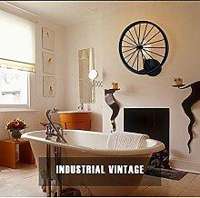 RJW Helle amerikanische Retro- / industrielle Wind