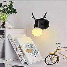 RJW Helle einfache Moderne LED-Schlafzimmer- /