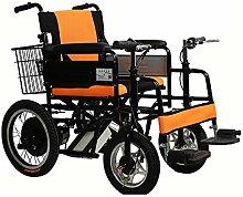 RKY Rollstuhl Elektrischer Rollstuhl, doppelter