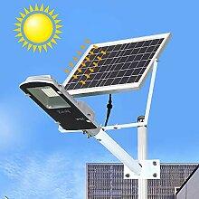 Rmckj-Q 100w Solar Straßenlaternen Außenleuchte