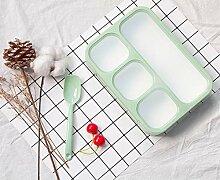 RMLITE Lunchbox Bento Brotdose für Kinder &