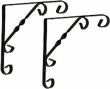 RNL Wand regal halterung, wand tisch regal