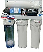 ro-50mp gepumpt Umkehrosmose Wasser Filter System Marine Aquarium RO