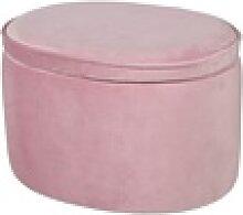 Roba Kinderhocker Lil in rosa