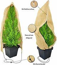 Roban Fashion Jute Pflanzenschutz Sack mit
