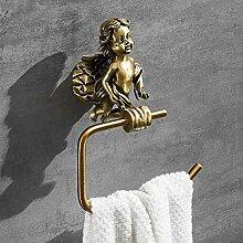 Robe Hooks Bronze Farbe Handtuchhaken Mantel