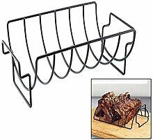 Roblue Grillrost aus Gusseisen emailliert für