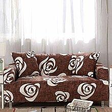 Roblue Sofabezug für Wohnzimmer, dehnbar,