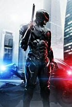 Robocop – Textlos Film Poster Plakat Drucken
